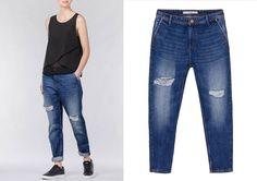 SS16 TIFFOSI _Denim chino loose jeans