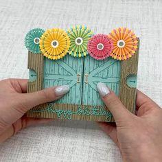 Camilla Rose, Handmade Jewelry, Handmade Gifts, Handmade Art, Diy Jewelry, 3d Birthday Card, Hand Stamped Cards, 3d Paper Crafts, Craft Videos