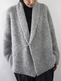 [Envelope Online Shop] Damaris Lisette Warm and alpaca natural.