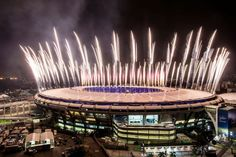 After two days of men's and women's soccer, the Rio Olympics officially kick off with the Opening Ceremony at 7 p.m. ET.  Unfortunately for American viewers, they won't see anything until the broadcast begins at 8 p.m. ET thanks to NBC's tape delay.  Have to maximize those eyes on NBC and their sponsors