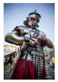 Full Metal Jacket. Legio XXI Rapax - historical reenactment of roman legion. Rekonstrukcja historyczna rzymskiej armii.