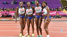 After a long wait for a second medal to add to Mo Farah's gold on the opening night of these world championships, Britain added two to their tally in less than half an hour. Both were silver, but Women Athletes, Female Athletes, Dina Asher Smith, Mo Farah, Star Wars, Training Motivation