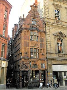 Mr. Thomas's Chop House, Manchester (1901)