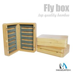 wooden fly boxes - Google Search