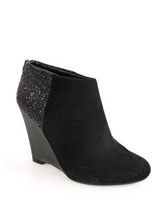 Plenty by Tracy Reese Wedge Booties - Naia | Bloomingdale's