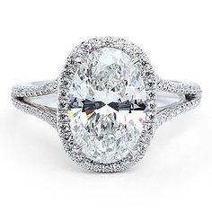 5.1 Ct Oval Cut Superb Diamond Engagement Wedding Ring   Engagement Rings and Wedding Rings