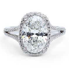 5.1 Ct Oval Cut Superb Diamond Engagement Wedding Ring | Engagement Rings and Wedding Rings