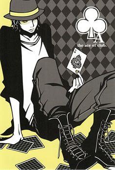 ワカマツカオリ ポストカード No.062 - FEWMANY ONLINE SHOP Cool Anime Guys, Automata, Book Art, Digital Art, Character Design, Photoshop, Hero, Japan, Illustrations