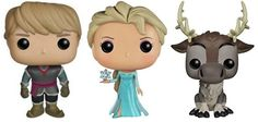 Amazon: Funko POP Disney Frozen Action Figures as low as   Get FREE Samples by Mail   Free Stuff