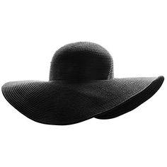Ayliss Women Floppy Derby Hat Wide Large Brim Beach Straw Sun Cap - http://todays-shopping.xyz/2016/06/05/ayliss-women-floppy-derby-hat-wide-large-brim-beach-straw-sun-cap-2/