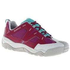 Zapatillas Crossrock JR #QUECHUA - Deportes de #montaña