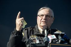 U.S. judge throws out Arizona sheriff's immigration suit against Obama