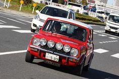 Mini Clubman 1275 GT , finished in 47th place 1977 London to Sydney Marathon.