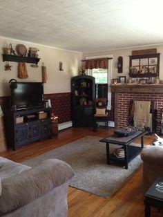 Living Room Decor: Decorate Images Primitive Living Room Furniture  Farmhouse Furniture For Sale, Primitive Country Furniture, Country  Furniture Catalogs ...