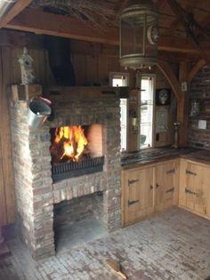 Outside Living, Outdoor Living, Kitchen Interior, Interior Design Living Room, Small Room Bedroom, Rustic Outdoor, Outdoor Cooking, Rustic Kitchen, New Homes
