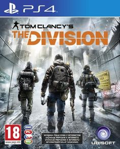 Gra Tom Clancys The Division (PS4)