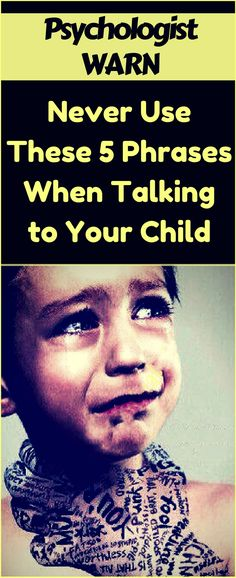 Psychologists Warn: NEVER Use These 5 Phrases When Talking To Your Child… They are someone we turn to for support, guidance, and safety. They are someone we look up to tell us the rules of this mystery we are born… Continue Reading → Natural Medicine, Herbal Medicine, Medicine Book, Holistic Medicine, Nutrition Education, Health And Nutrition, Health Facts, Health Fitness, Health Care