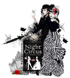 The Night Circus What asiprise this book..reading, I can imagine all the tents and illusions..I wonder how movie will that be. I wonder how Tim Burton would make of it!