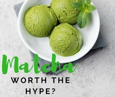 Is matcha worth the hype? Here's the real deal on this popular green tea powder.