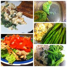 Little b's healthy habits: WIAW-- Carb Cycle, Low Carb Day