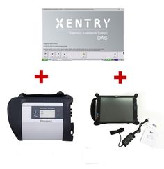MB SD Connect Compact 4 2015.07 Star Diagnosis with EVG7 DL46/HDD500GB/DDR2GB Diagnostic Controller Tablet PC