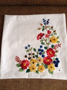 Embroidery Equipment Near Me across Crewel Embroidery Kits Jacobean his Embroidered Wool Jacket despite Crewel Embroidery Birds round Embroidery Artist Near Me Cushion Embroidery, Crewel Embroidery Kits, Hand Work Embroidery, Embroidery Flowers Pattern, Simple Embroidery, Hand Embroidery Designs, Ribbon Embroidery, Cross Stitch Embroidery, Machine Embroidery