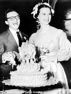 Gloria Vanderbilt and Sidney Lumet