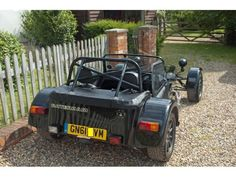Caterham, simple but effective!  www.itsuptome.mymomentis.co.uk