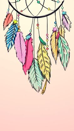Dream catcher art (I did not create this) ;) Been wanting to get one for ages