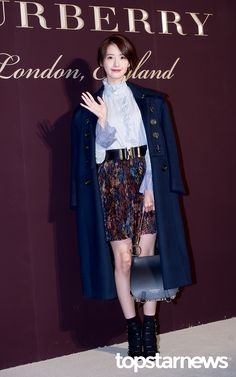 1200 x 1920 Autumn Fashion Women Fall Outfits, Winter Outfits, Fashion Runway Show, Yoona Snsd, Event Dresses, Star Fashion, Women's Fashion, Girls Generation, Celebrity Style
