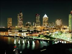 St. Petersburg, FL - a beautiful place to visit.  Enjoyed living there in the early '80s.  My son was born there.