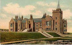 Slains Castle, Cruden Bay Scotland - Setting of the book, The Winter Sea
