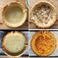 Great pie-crust recipe from Food Nouveau