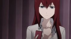 Animated gif shared by AkameErza. Find images and videos about gif, anime and steins gate on We Heart It - the app to get lost in what you love. Kawaii Anime Girl, Anime Art Girl, Old Cartoon Shows, Steins Gate 0, Otaku, Kurisu Makise, Maou Sama, Disney Illustration, Light Yagami