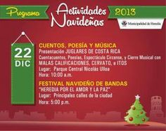 FESTIVAL NAVIDEÑO DE BANDAShttp://desktopcostarica.com/eventos/2013/festival-navideno-de-bandas
