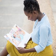"""Looking for a great black Friday purchase check out The Biggest Littler Brother book by Aminata! CLICK LINK IN BIO and read our interview with the awesome author! - - """"I believe that we all have exciting stories to tell and because of that we all have the innate ability to be writers.-Aminata 
