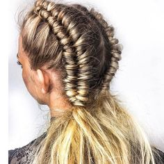 34 Cutest Long Layered Haircuts Trending in 2019 - Style My Hairs Kids Braided Hairstyles, Chic Hairstyles, Creative Hairstyles, African Hairstyles, Easy Hairstyle, Formal Hairstyles, White Girl Braids, Rave Hair, Coachella Hair