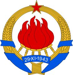 November 11, 1943 - The Anti-Fascist Council of National Liberation of Yugoslavia formed the basis for a post-war organisation of the country (the Kingdom of Yugoslavia). The choice was made to establish a federal republic (43-45: Democratic Federal Yugoslavia, 45-63: Federal People's Republic of Yugoslavia, 63-92: Socialist Federal Republic of Yugoslavia) that included 6 republics and 2 autonomous provinces. The country was dissolved in 1992 amid the Yugoslav Wars. #history #Yugoslavia