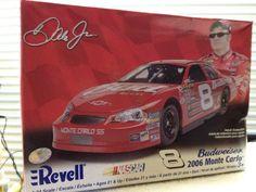 Revell Dale Earnhardt Jr.BUDWEISER #8 Monte Carlo NASCAR 1/24th Model Kit  2007 #RevellMonogram