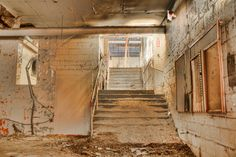 Abandoned Cadet Cleaners by JP Darby http://www.webdesignmash.com/2013/06/abandoned-cadet-cleaners-by-jp-darby/
