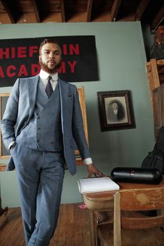 Jidenna from Brooklyn + Behind the Scenes of Classic Man
