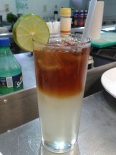 Cocktail con cerveza