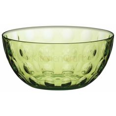 Coolmovers Tutti Frutti Acrylic Salad / Serving Bowl