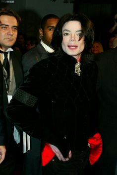 2002 bambi awards  Michael Jackson