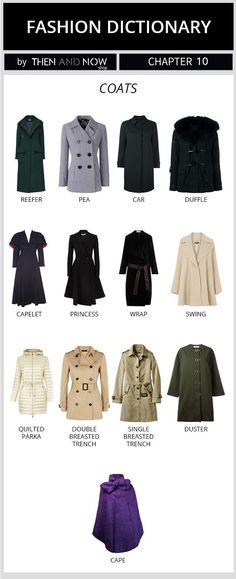 Fashion infographic & data visualisation Fashion infographic & data visualisation Coats-Infographic-Types-of-Coats In… Infographic Description Fashion infographic & data visualisation Coats-Infographic-Types-of-Coats Infographic Description . Fashion Terminology, Fashion Terms, Fashion 101, Look Fashion, Womens Fashion, Types Of Fashion, Fashion Black, Fashion Ideas, Fashion Infographic