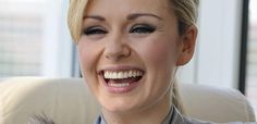 The lovely Welsh singer Katherine Jenkins of Dancing With The Stars fame