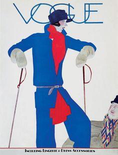 Pierre Mourgue December 1927 Vogue