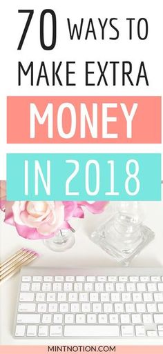 Want to make extra MONEY? Check out these awesome ways to get started and make money fast. Make money at home | Debt payoff #howtomakemoney #savingmoney #makeextramoney