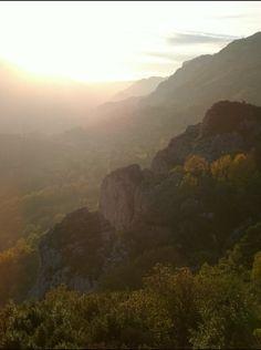 the last view before the sun fall behind the mountain #NokiaxNatGeo #Lumia1020