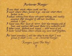 8 best airborne ranger